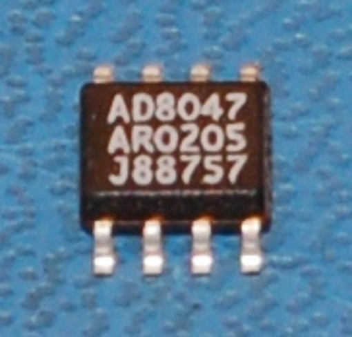 AD8047AR General Purpose Operational Amplifier, 250 MHz