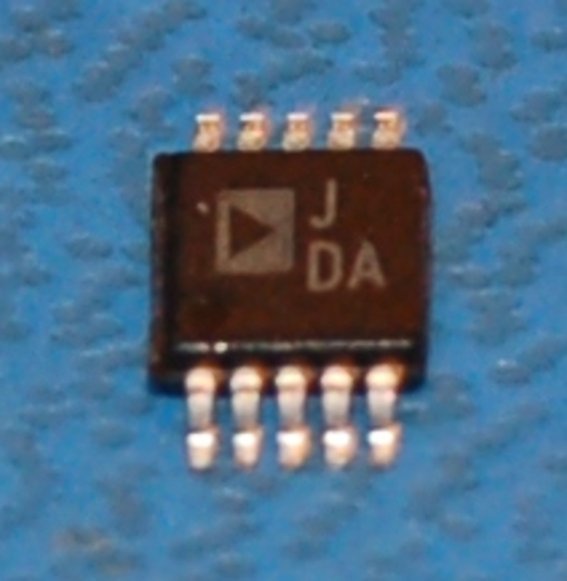 AD8351ARM Low-Distortion Differential RF/IF Amplifier