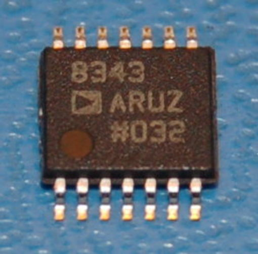 AD8343ARUZ High-Performance Active Mixer, DC ~ 2.5GHz