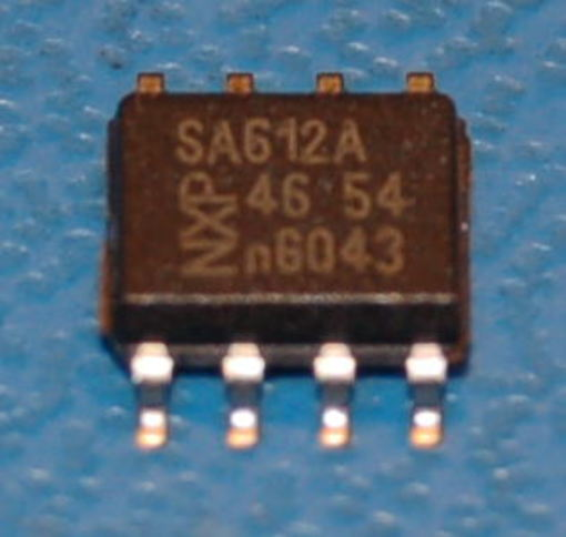 SA612AD Double-Balanced Mixer and Oscillator
