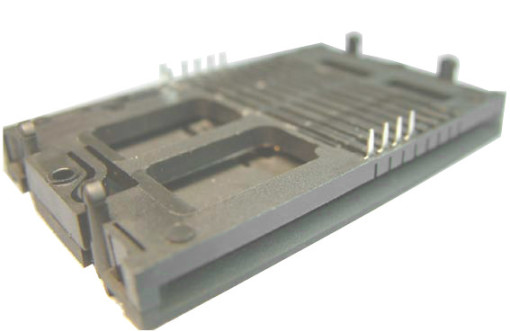 Smart Card Connector / Housing, PCB Mount