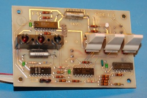 Digital 70-11411-1A Control from PDP-11 Power Supply