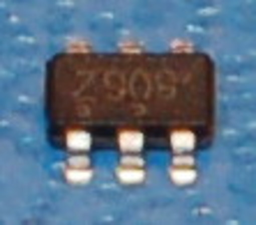 FDC606P MOSFET, P-channel, 12V, 6A