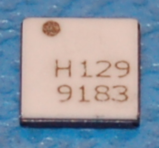 HMC129LC4 GaAs MMIC Double Balanced Mixer, 4-8GHz