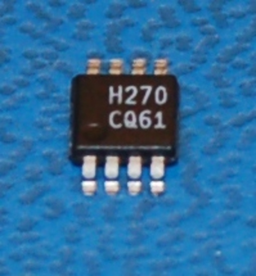 Hittite HMC270 SPDT Non-Reflective Switch for DC - 8GHz (10 Pk)