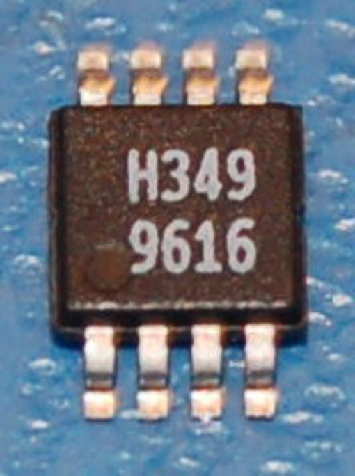 Hittite HMC349 High-Isolation SPDT Non-Reflective Switch for DC-4GHz