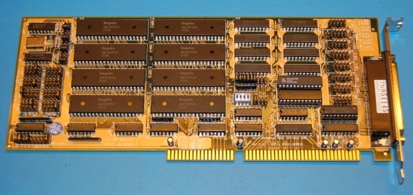 VS Turbo 8COM ISA Serial Interface Card, 8-Port (DB9)