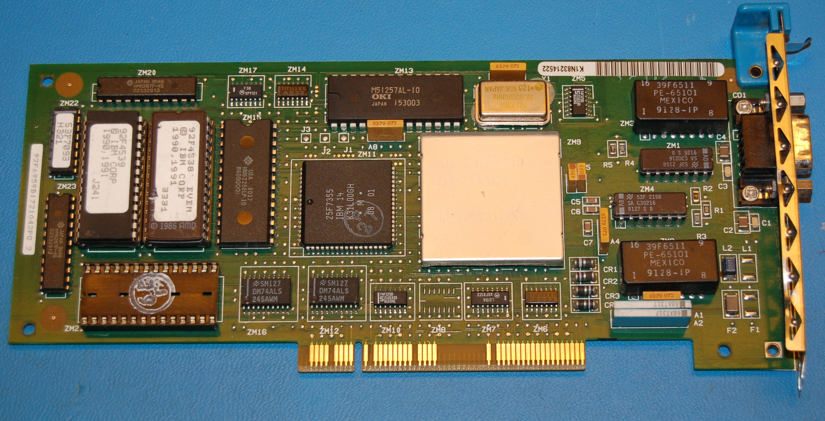 IBM Token Ring MCA Network Adapter