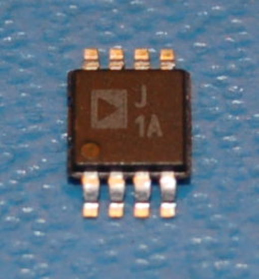 AD8313ARMZ Logarithmic Detector/Controller Op-Amp, 2.5GHz
