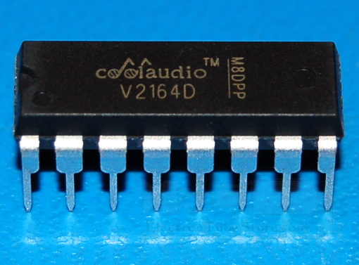 SSM2164 / V2164D Quad Voltage Controlled Amplifier VCA