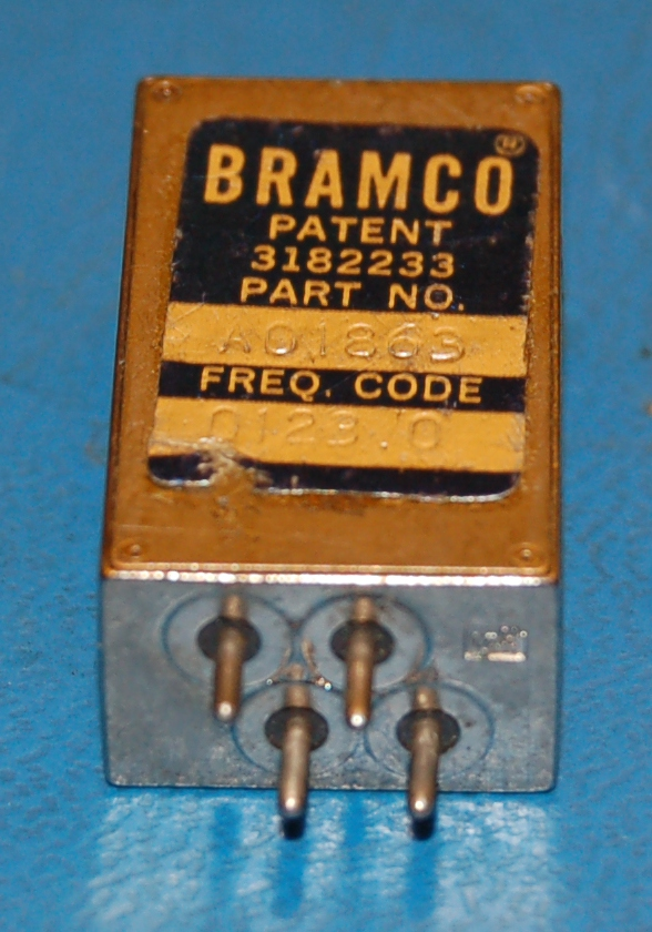 Bramco Tone Reed A02348, 167.8Hz