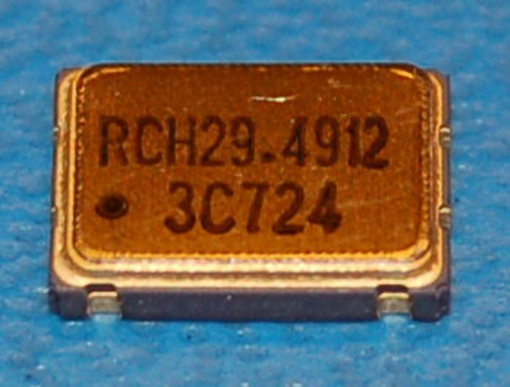 CO43 Oscillator, 29.4912MHz, 100ppm, SMD