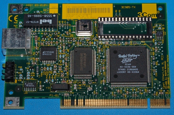 3Com 3c905-TX PCI Network Adapter