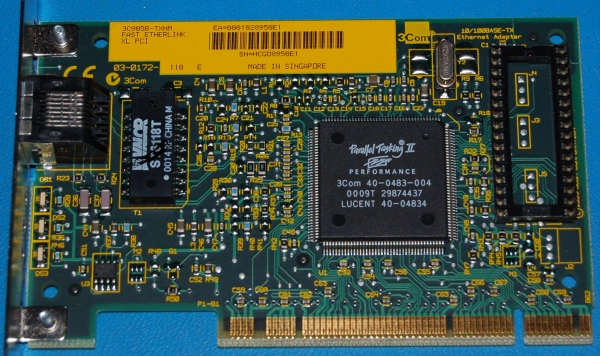 3Com 3c905B-TXNM PCI Network Adapter