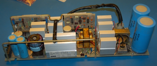 Digital DEC PDP-11 Power Supply 54-12530