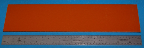 "Garolite Sheet, Grade XX, .125"" (3.2mm), 12x3"" (Tan)"