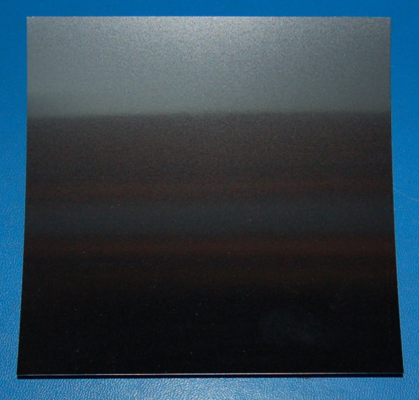 "Stainless Steel 304 Sheet, .005"" (.13mm), 6x6"""