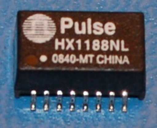 Pulse HX1188NL 10/100 Ethernet Isolation Transformer, SOIC-16