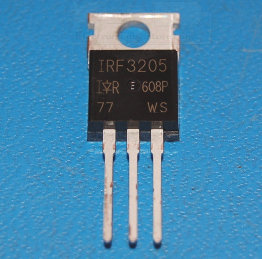 IRF3710 N-Channel Power MOSFET, 100V, 57A