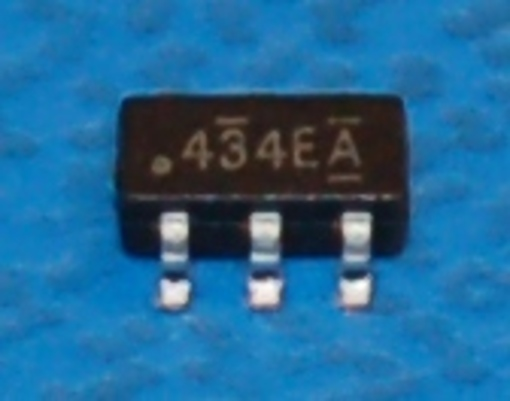 Si443DV P-Channel MOSFET, 20V, 4A (10 Pk)