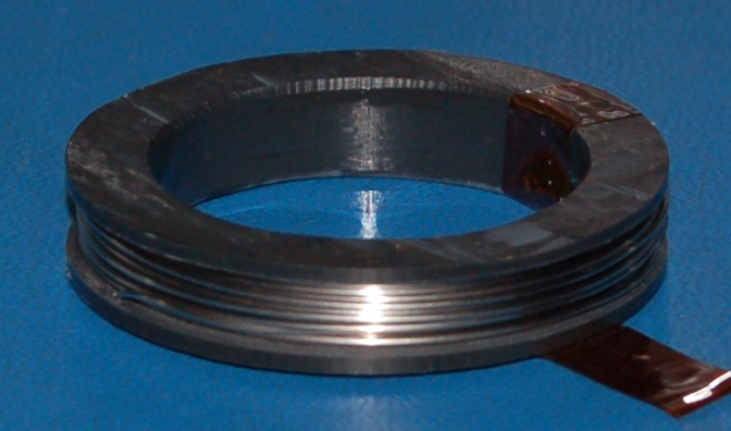 "Nickel Wire, Pure, 0.7mm (.028"") x 10'"