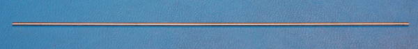 "Tungsten 95% (4% Thoriated) Rod .040"" (1mm) x 7"""