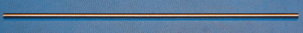 "Tungsten 99.5% Rod .125"" (3.18mm) x 7"""