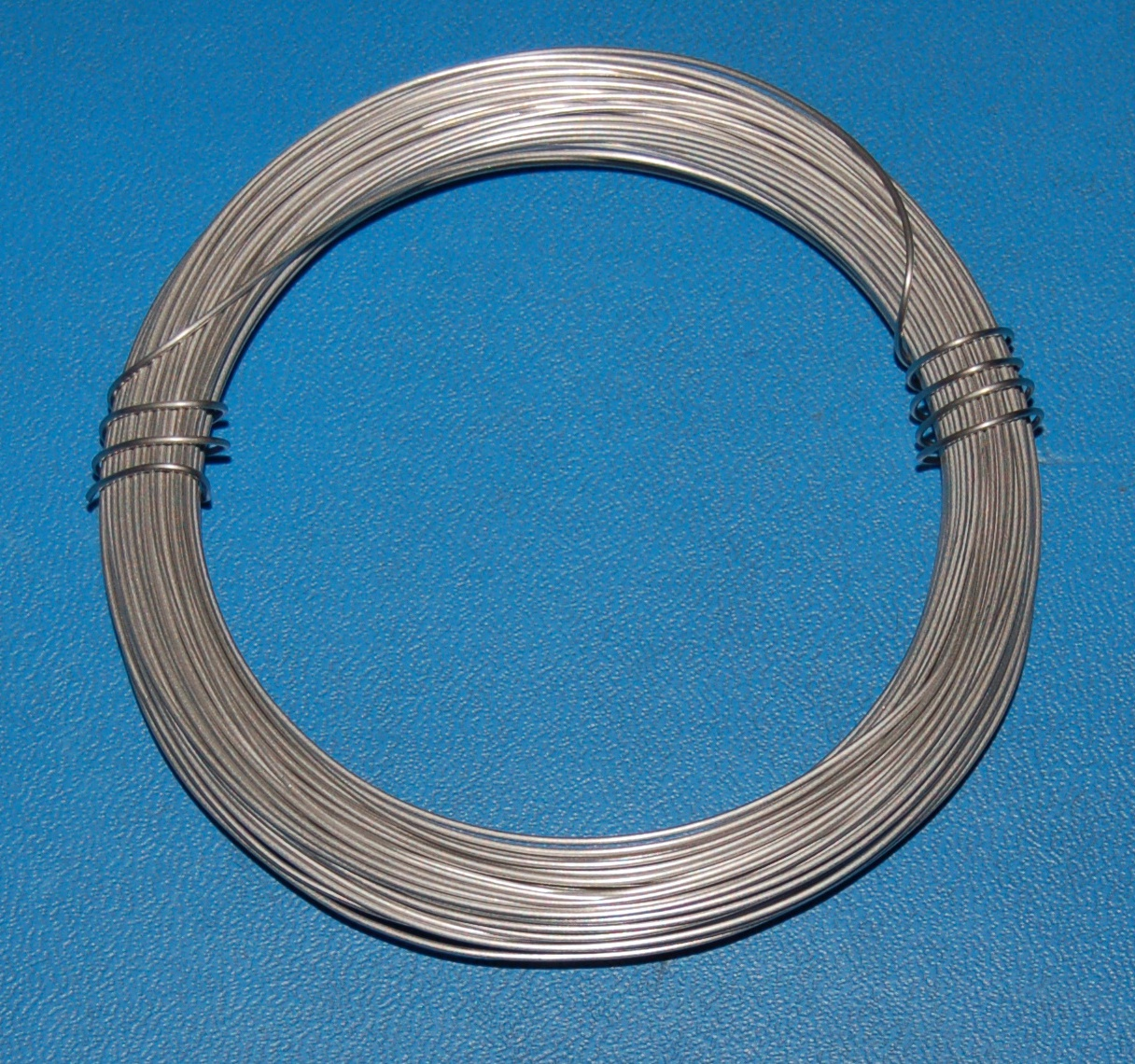 "Stainless Steel 304 Soft Wire #20 (.032""/.81mm) x 100'"
