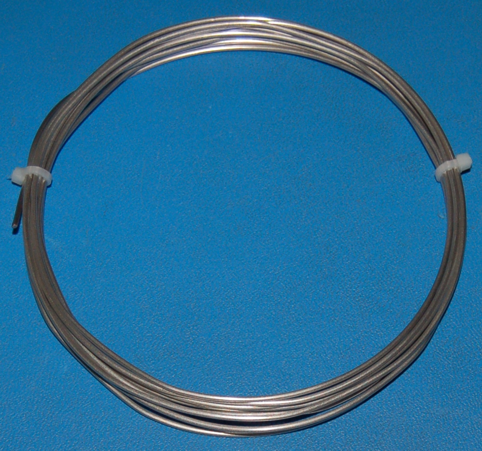 "Stainless Steel 304 Soft Wire #14 (.064""/1.63mm) x 10'"