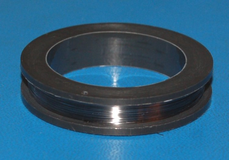 "Tungsten Wire .004"" (0.10mm) x 100'"