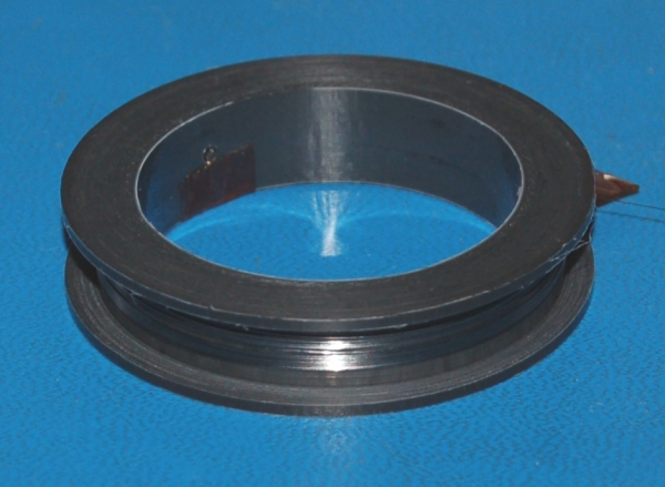 "Thoriated Tungsten Wire .10mm (.004"") x 10' (3m)"