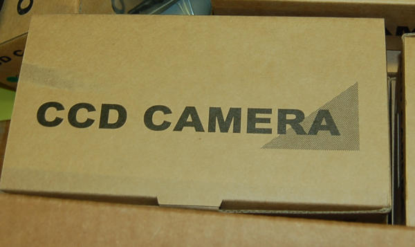 Yoko CCD Color Camera, NTSC, Composite, New in Box