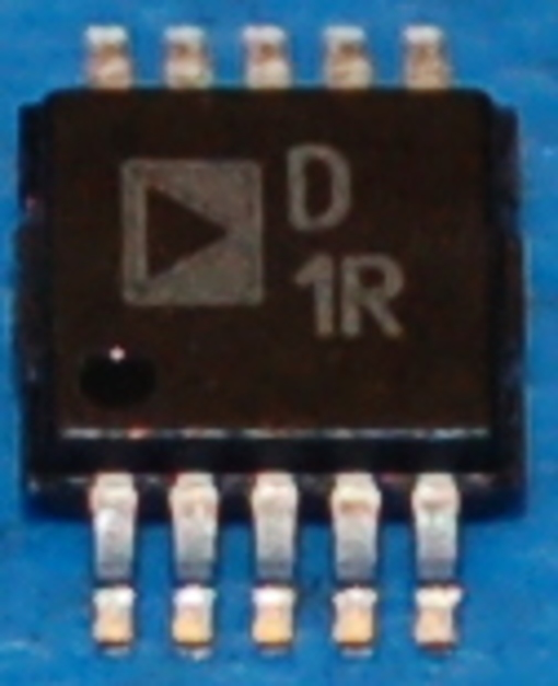 AD5432 Multiplying D/A Converter with Serial Interface