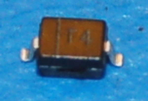 1N4148-WS-7-F Small-Signal Diode, 75V, 200mW (100 Pk)