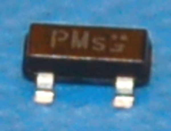 Infineon BAR66 Diode Array OVP, 150V, 200mA, SOT23 (100 Pk)