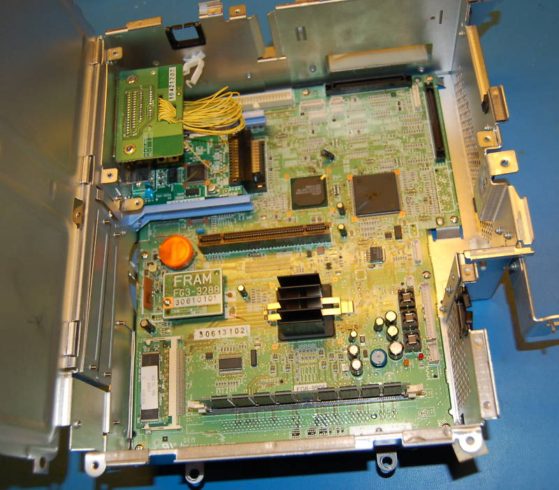 Canon Monterey Board 4L Controller (ImageRunner 5000)