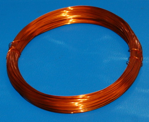 "Enamel Coated Magnet Wire #28 (.014"" / .36mm) x 100'"