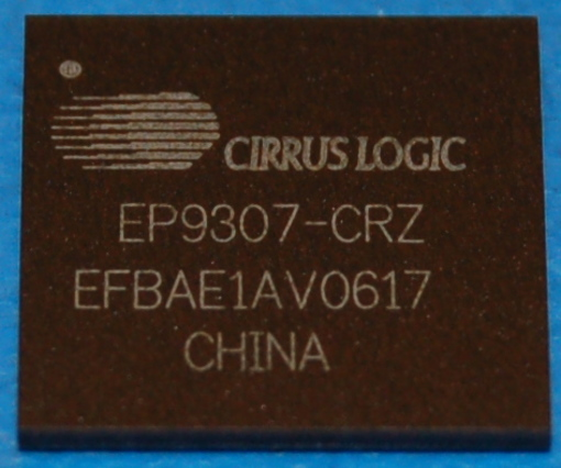 EP9307 System-on-a-Chip (SoC) ARM920T Processor