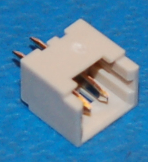 Molex 1.25mm Header (Through-Hole), 2-Position