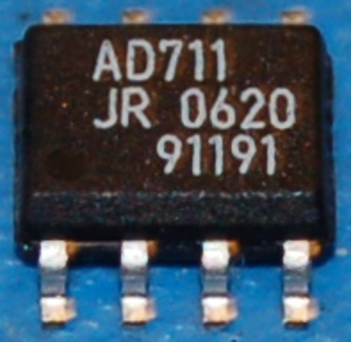 AD711JR Precision BiFET Operational Amplifier