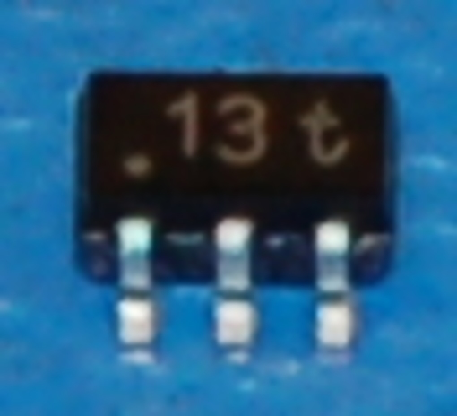 BC847 NPN General Purpose Transistor, 45V, 100mA, SOT-363