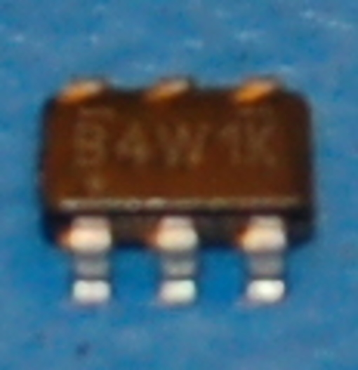 IRF5800 P-Channel Power MOSFET (HEXFET), 30V, 4A, TSOP-6 (10 Pk)