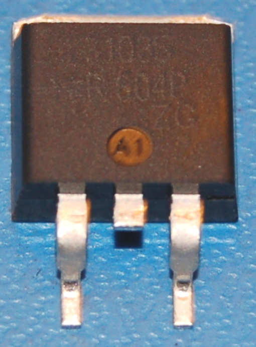 IRL3103S N-Channel Power MOSFET (HEXFET), 30V, 64A, TO-263