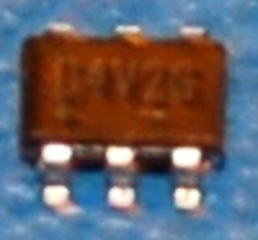 IRLMS5703 P-Channel Power MOSFET (HEXFET), 30V, 2.3A, TSOP-6 (10 Pk)