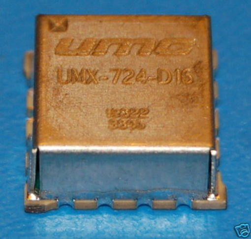 UMX-724-D16 Ultra Stable Microwave Oscillator / VCO