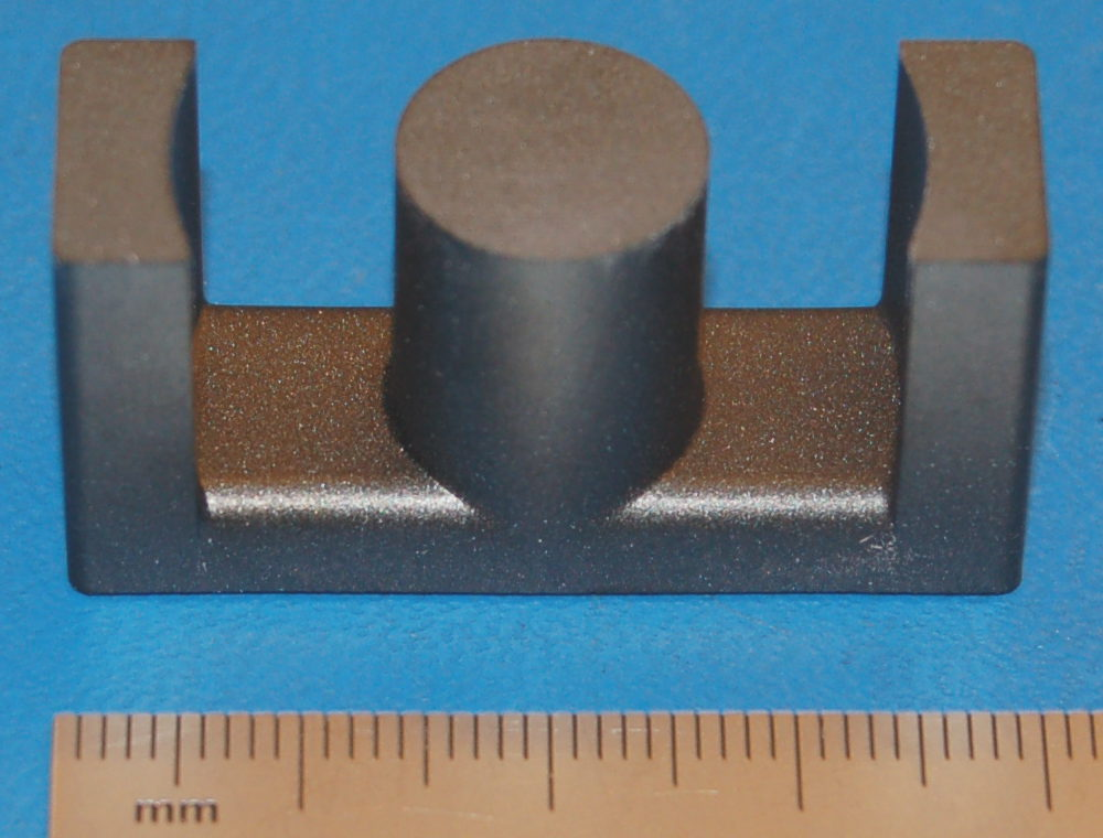 "Ferrite Ceramic ""ER"" Core, 13~29mm x 4mm"