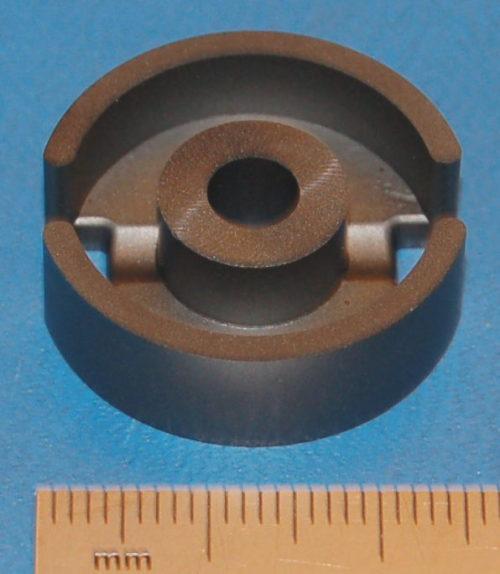 Ferrite Ceramic Pot Core, 11~22mm x 6mm