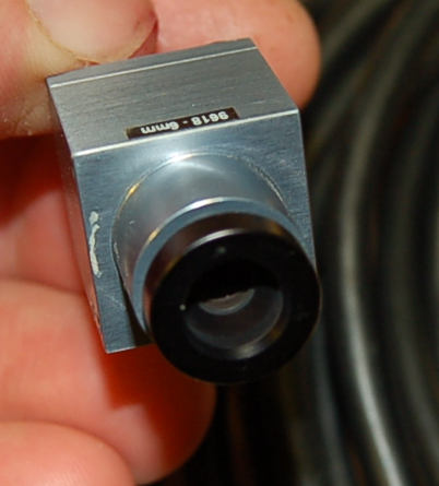 Industrial Firewire High-Speed Camera, 6mm