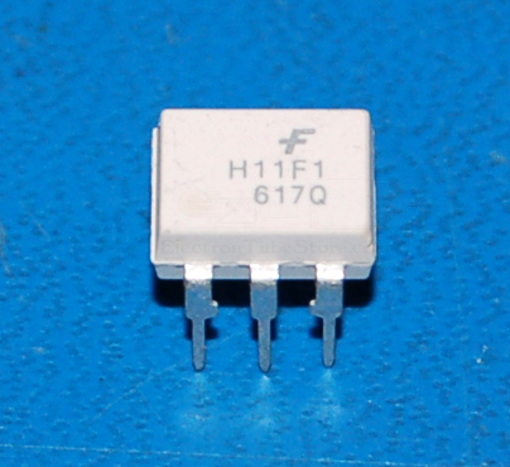 H11F1 Photo FET Optocoupler, DIP-6
