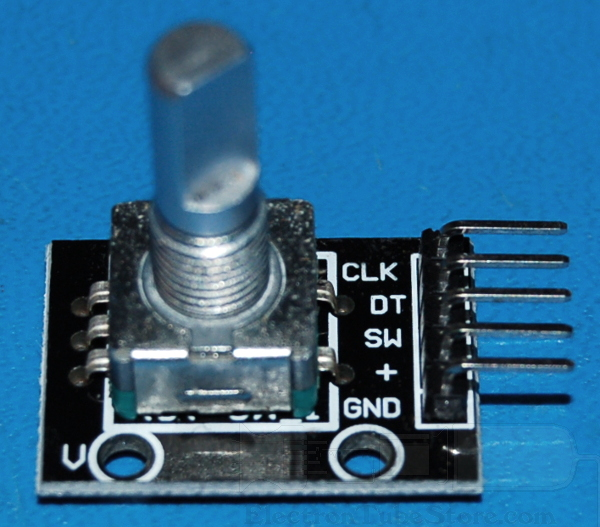 KY-040 Rotary Encoder & Pushbutton Module